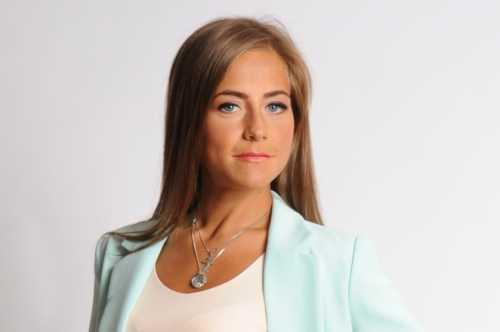 Юлия Барановская: девушка в мешочке