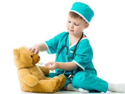 Лечение рубцов в детском возрасте