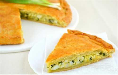 Пирога с луком и яйцом в мультиварке, секреты