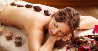 Шоколадные косметические процедуры на дому