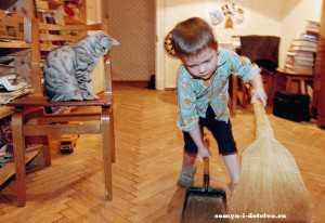 Воспитание ответственности у детей