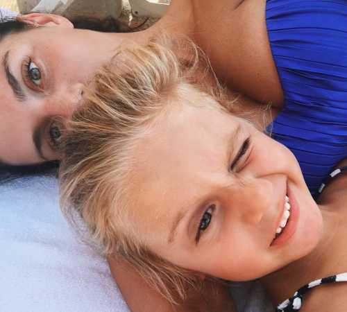 Анна Седокова: Я пытаюсь быть идеальной мамой
