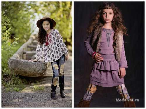 Осенняя мода создана для красавиц