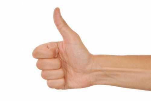 Болит большой палец на руке: симптомы, причины,