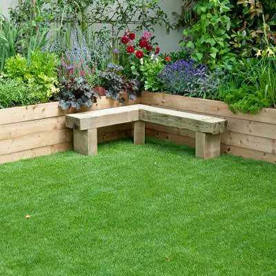 Как сделать газон на даче Пошаговая инструкция