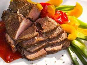 Рецепты говядины в духовке в фольге, секреты