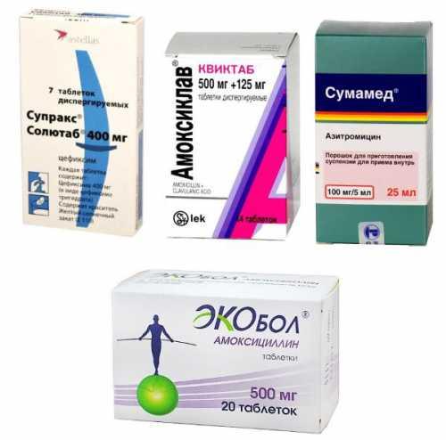 Противопоказанием к употреблению антибиотиков является беременность
