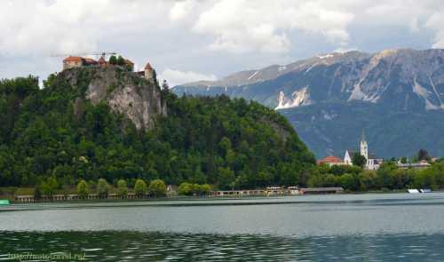Бледский замок, Blejski grad