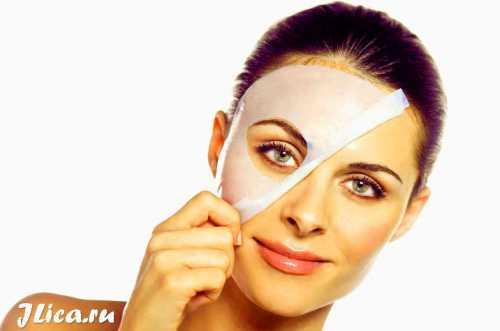 Рецепт маски для упругости кожи лица в домашних