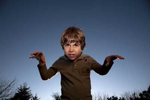 Детские страшилки или можно ли пугать детей