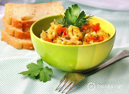 Овощи на гриле: аппетитная витаминная закуска