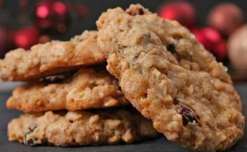 Рецепты овсяного печенье без выпечки, секреты